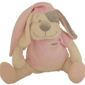 Back-to-sleep baby monitor - Pink Dog Doodoo