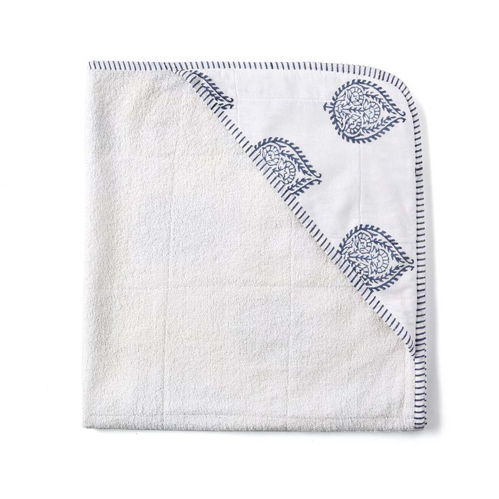 Hand Block Printed Cotton Towels,Fort
