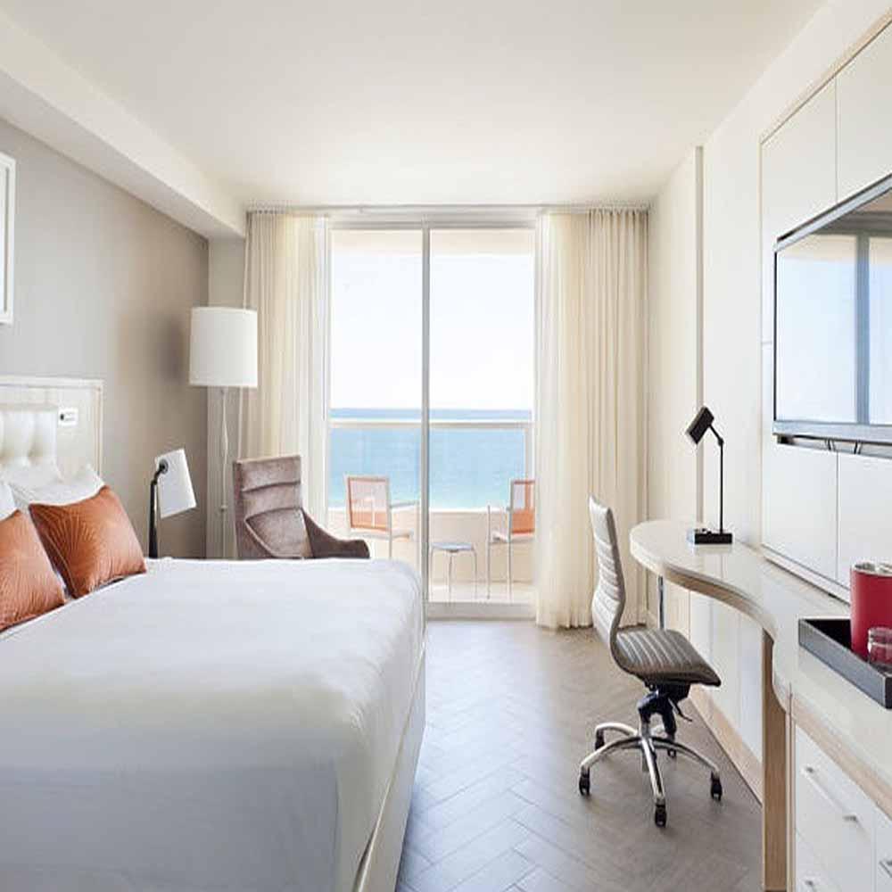 Al Arabi Travel Agency Marriott South Beach Miami Contribution