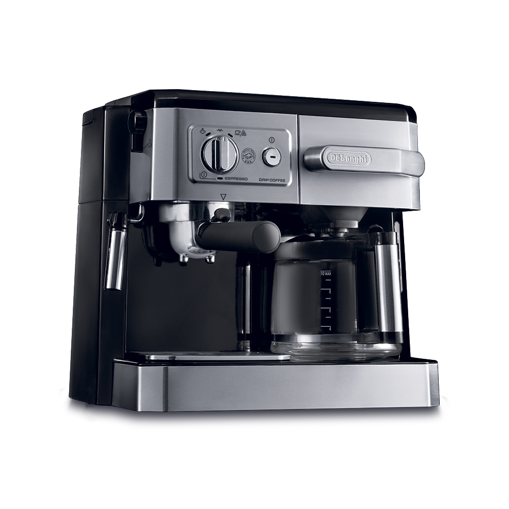Delonghi Combination Espresso and Filter Coffee Machine
