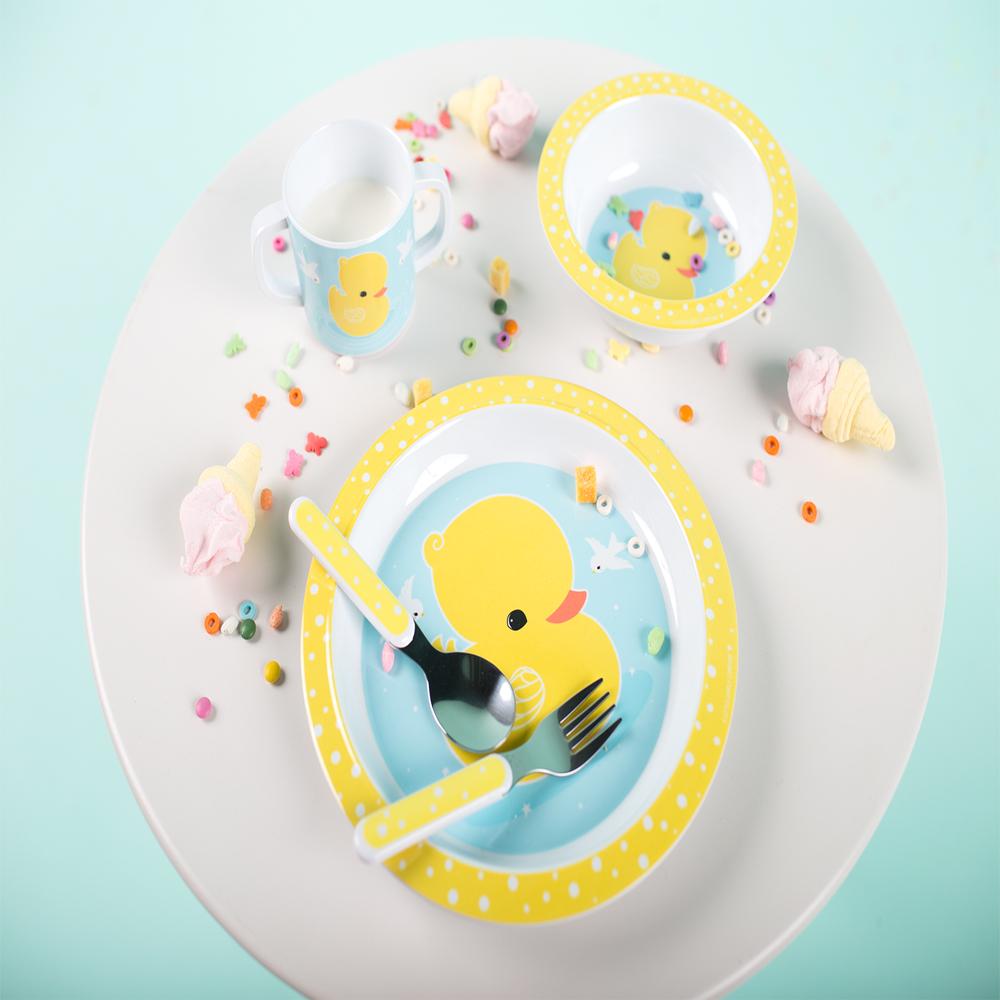 Dinner Set - Duck