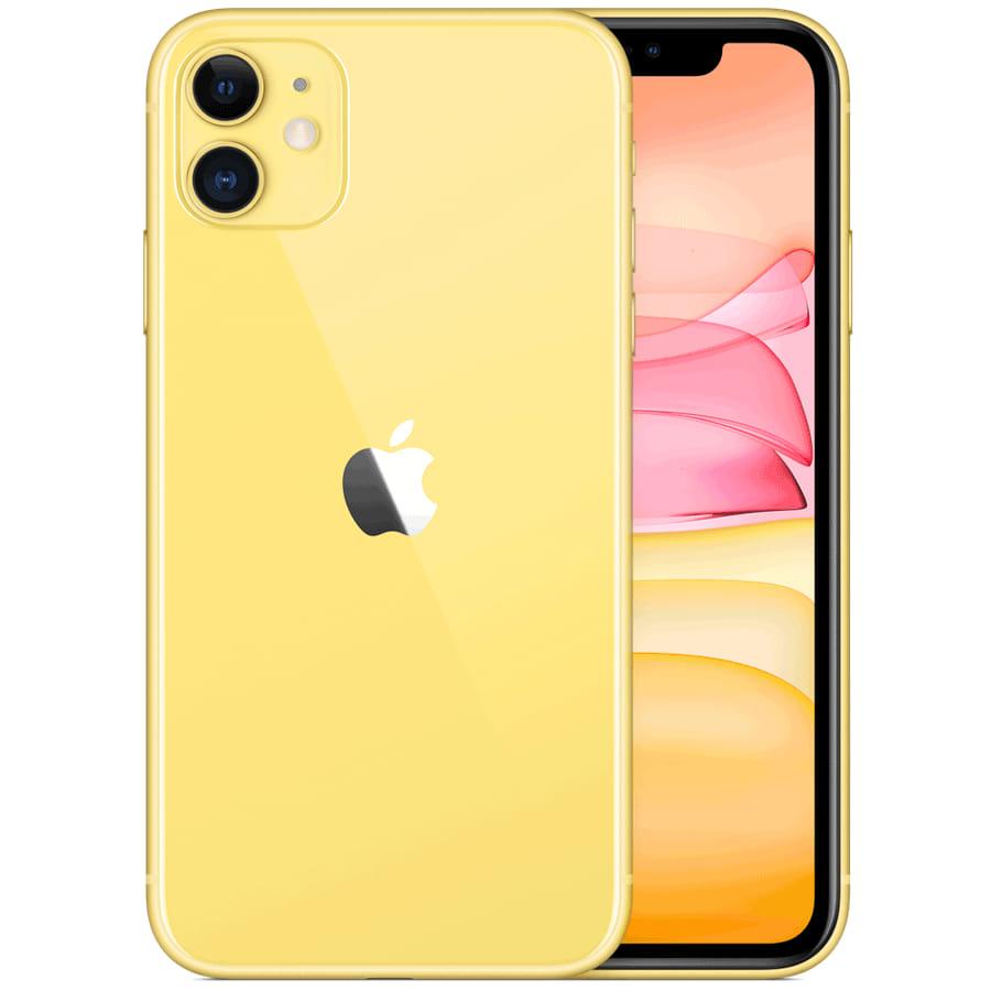 iPhone 11 128GB,Yellow
