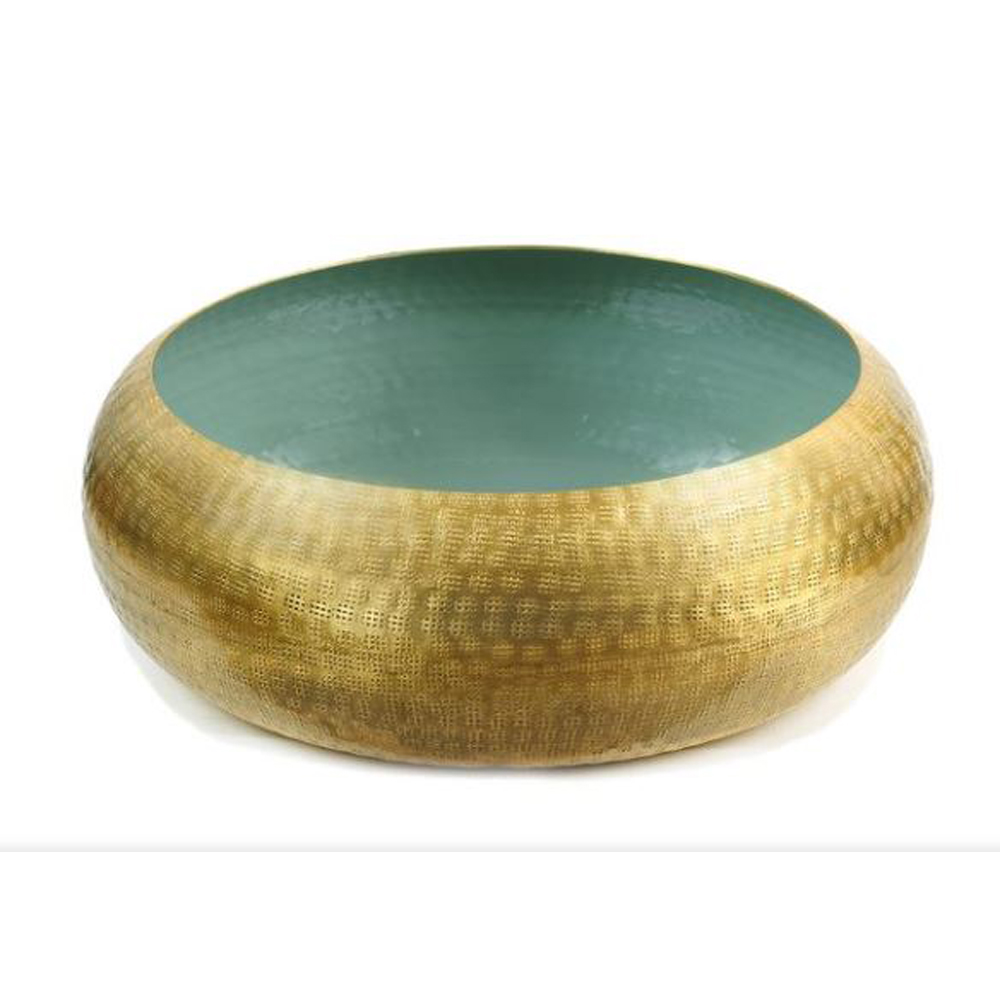 Zarina Tire Bowl Green - Large