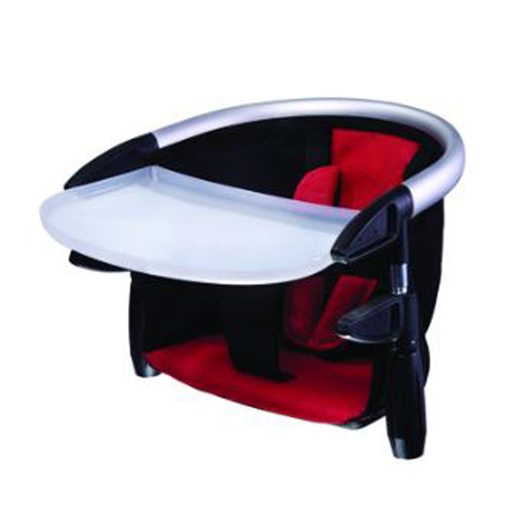 Lobster V2 Portable Highchair Red