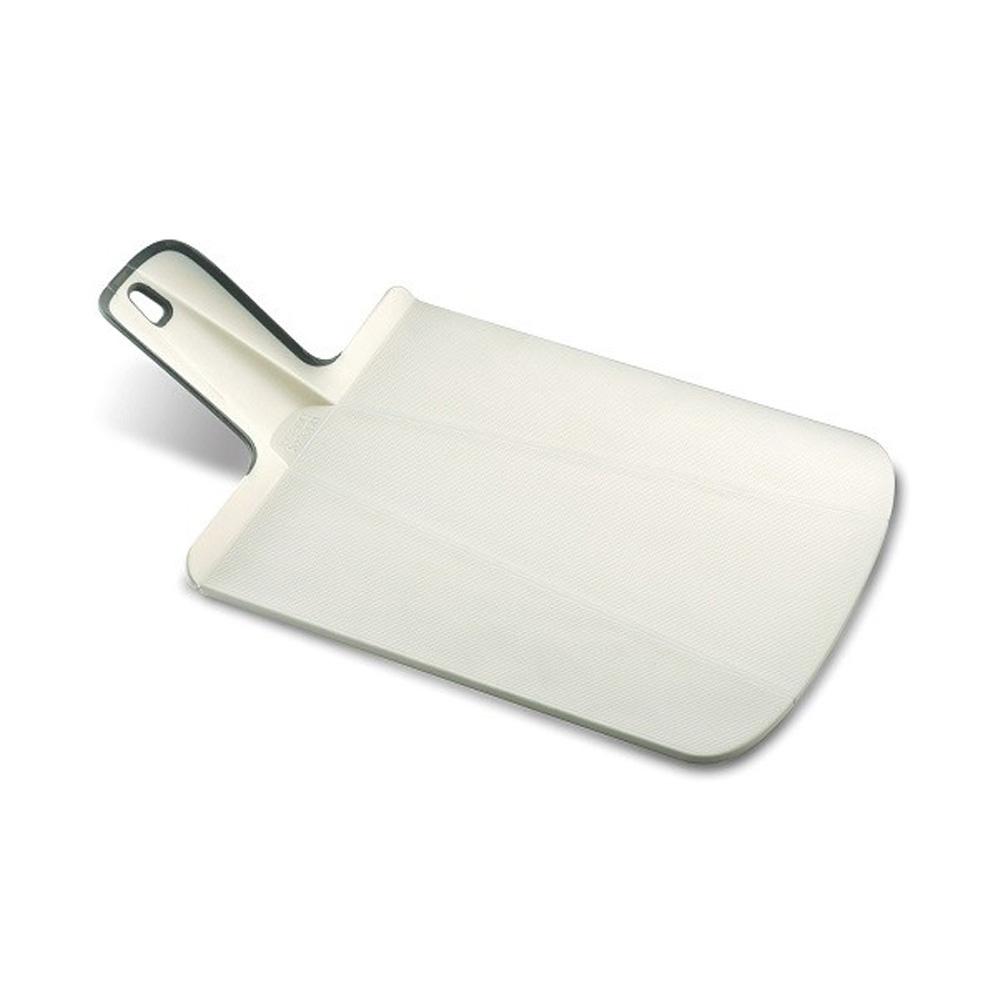 Chop2Pot Folding Chopping Board Large White