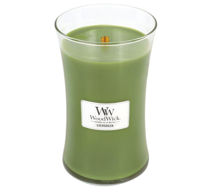 WW Large Evergreen Candle 10.16x10.16cm