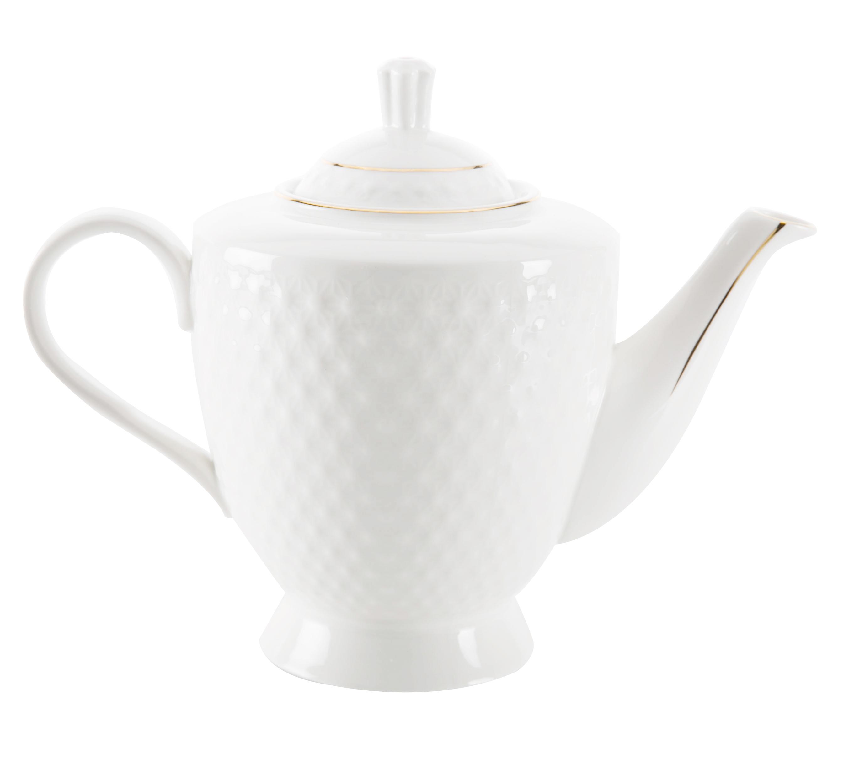 Dot Design 1200CC TEA POT