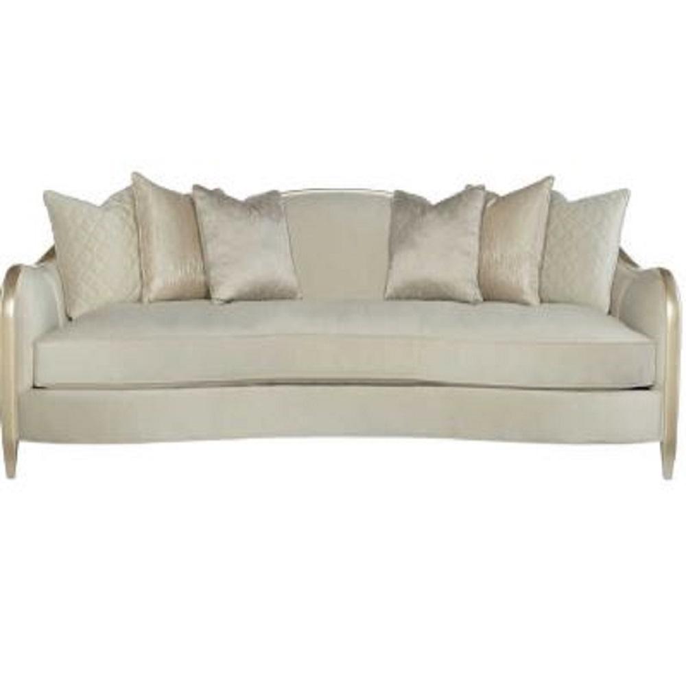 Caracole Adela Barrel Sofa