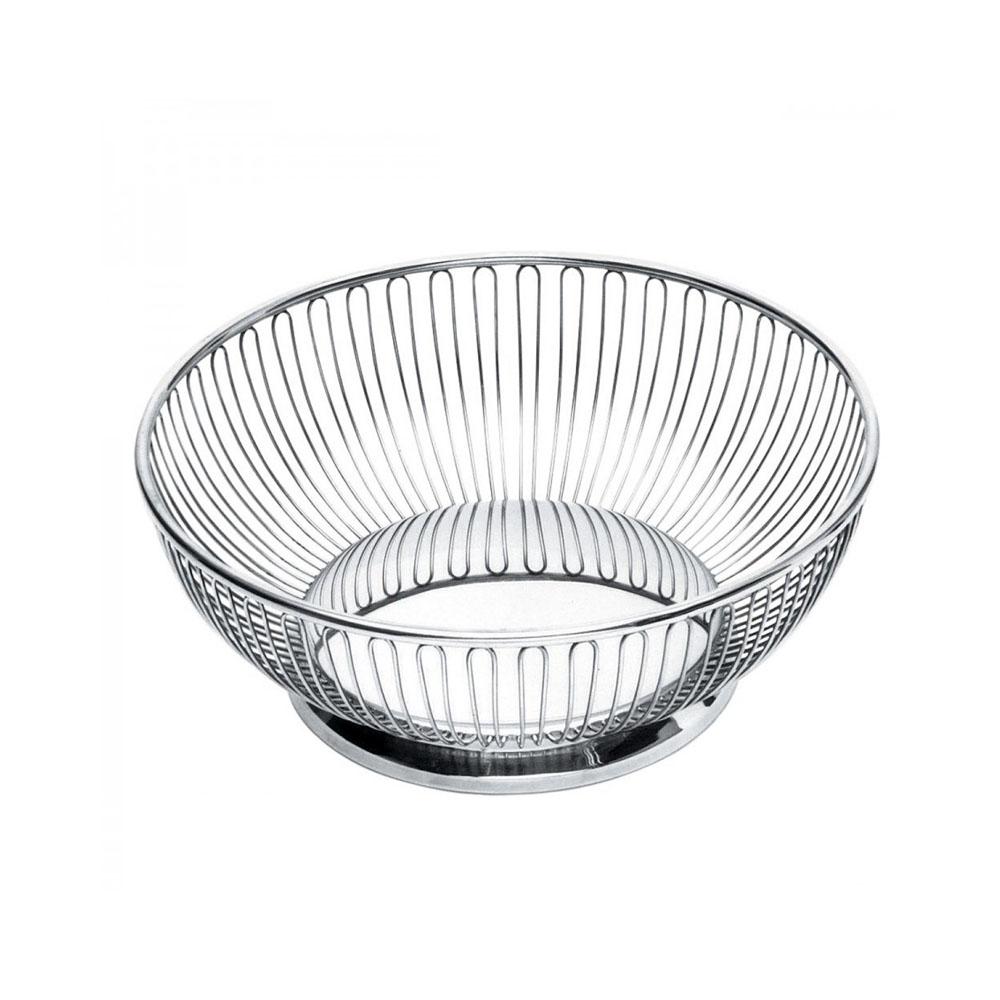 Round Wire Basket, 24.5 cm