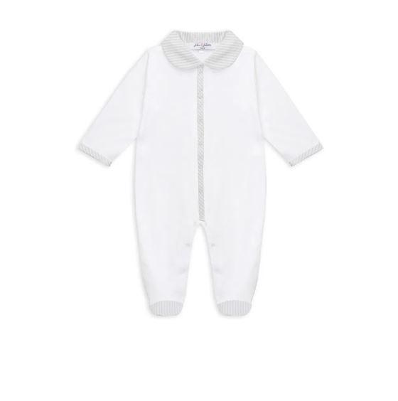Set 2 Altesse Pyjama Dots and Stripes
