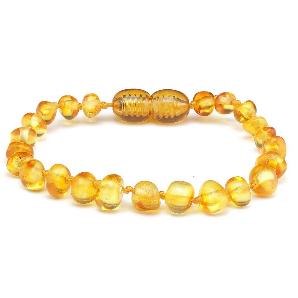 Amber Bracelet - Honey