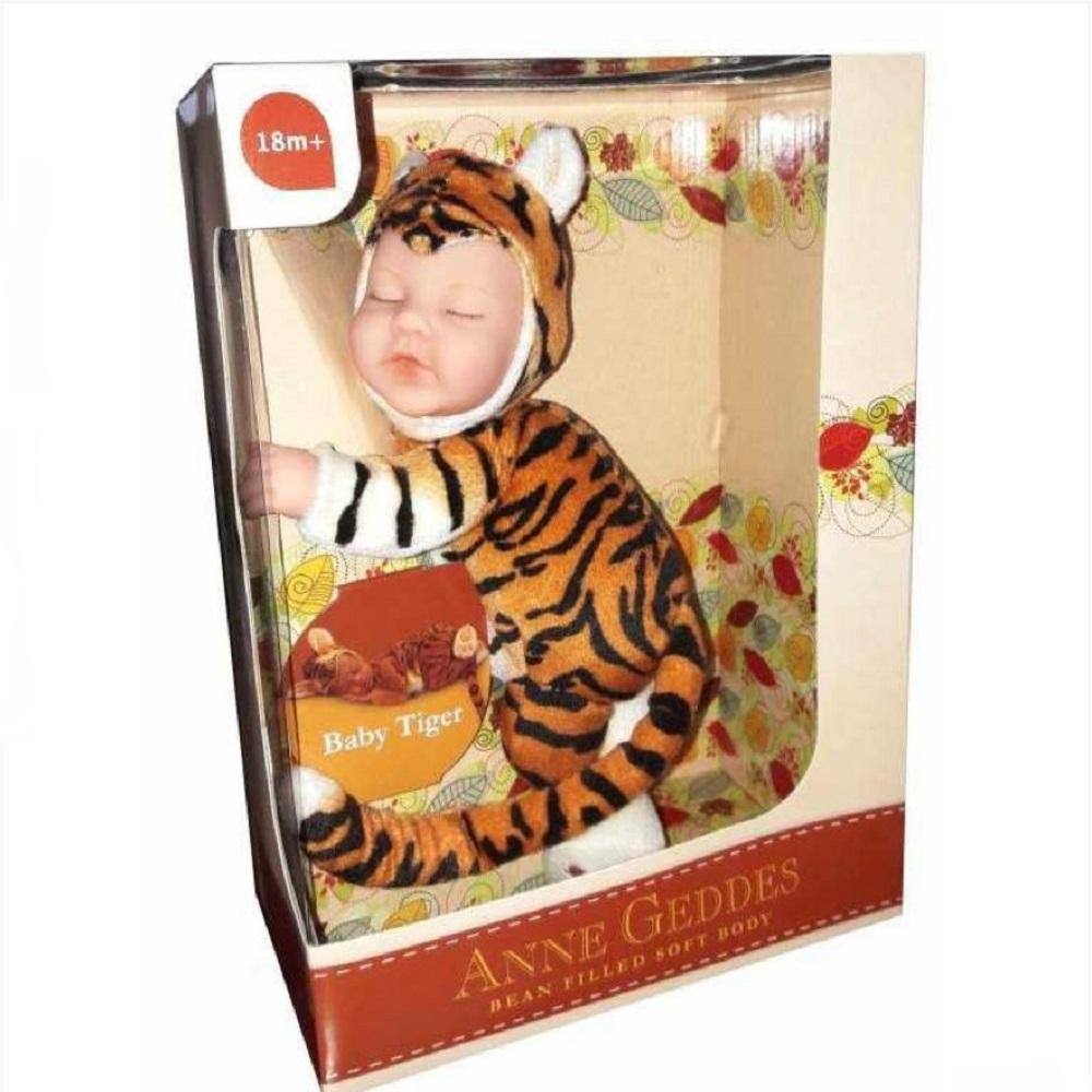 Anne Geddes Dolls 9 Inch Baby Tiger