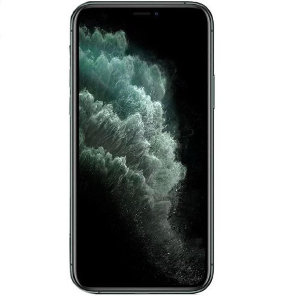 Apple iPhone 11 Pro Max, 64GB, 4G LTE - Midnight Green