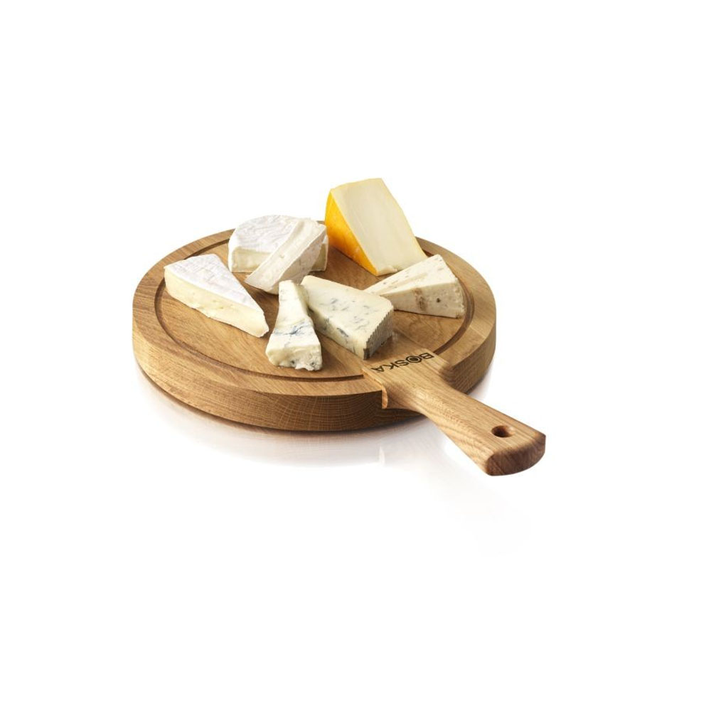 Cheese Board with Handle, 30 cm