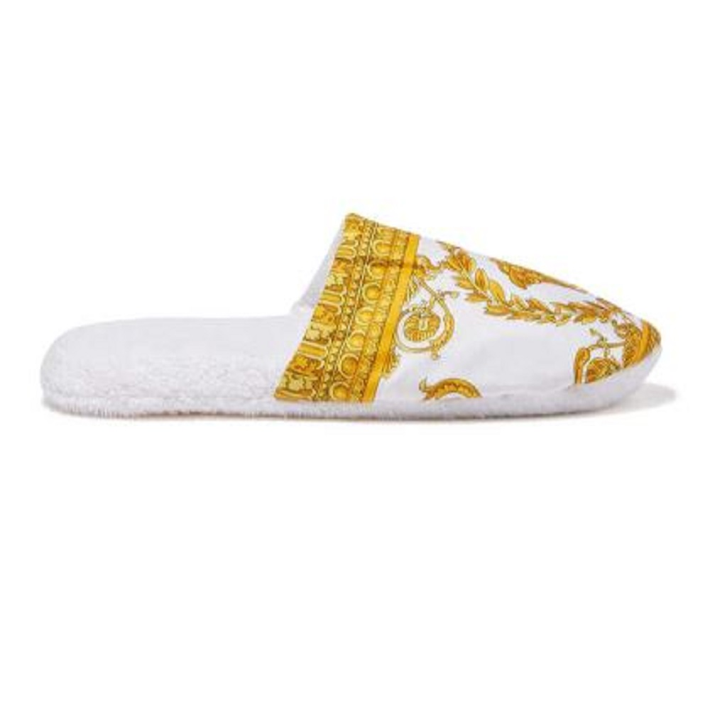 Versace Baroque Bath Slippers