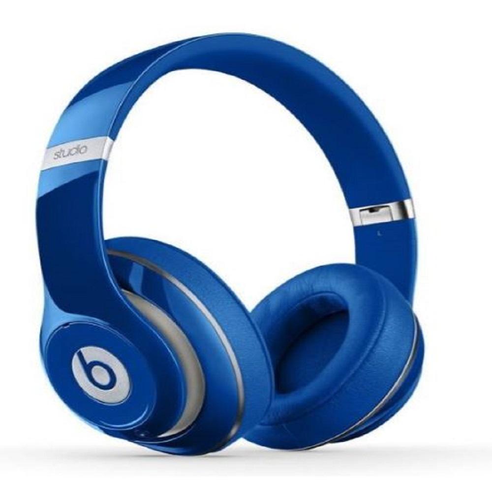 Beats Studio Wireless Over-Ear Headphone with Microphone - Blue