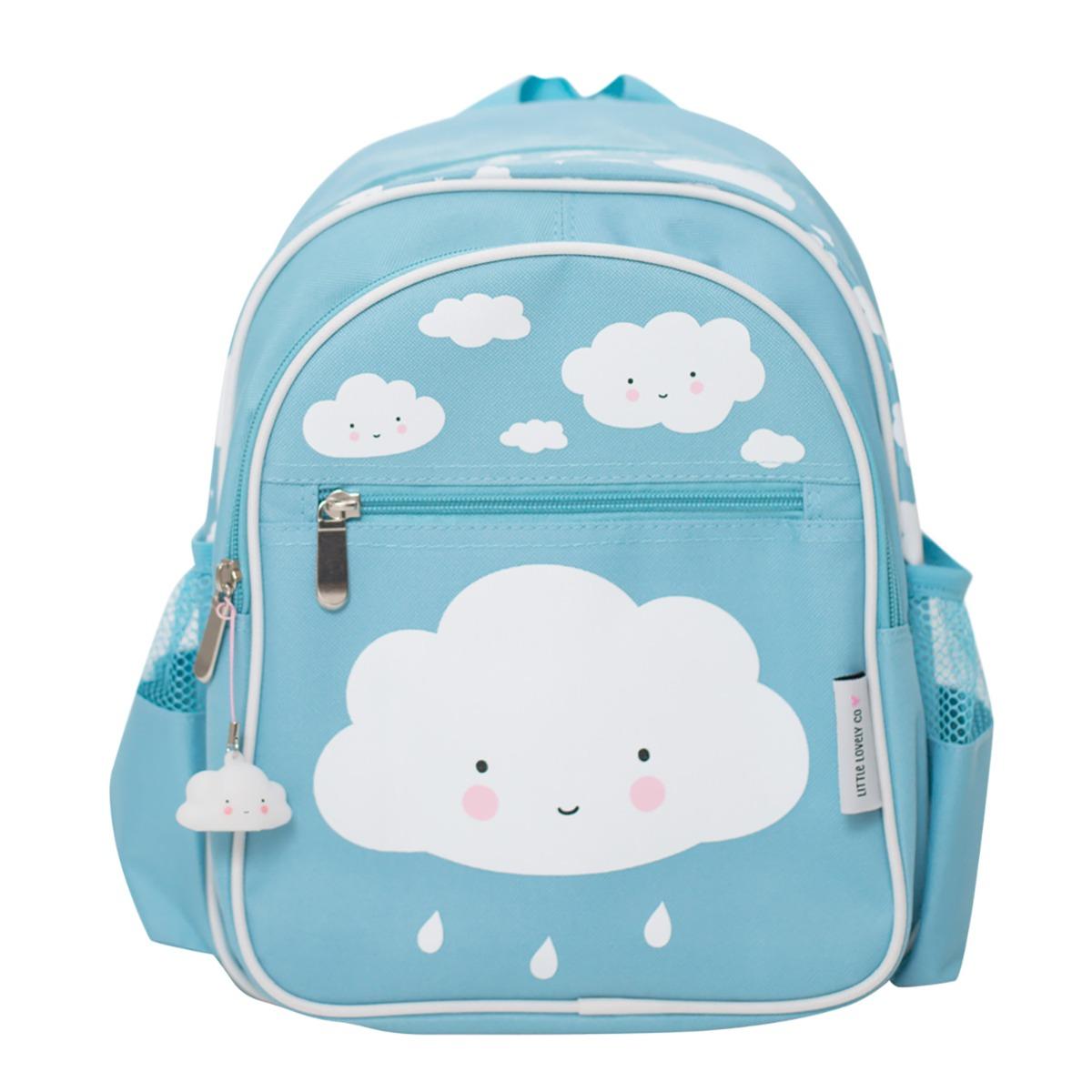 Backpack-Blue Cloud