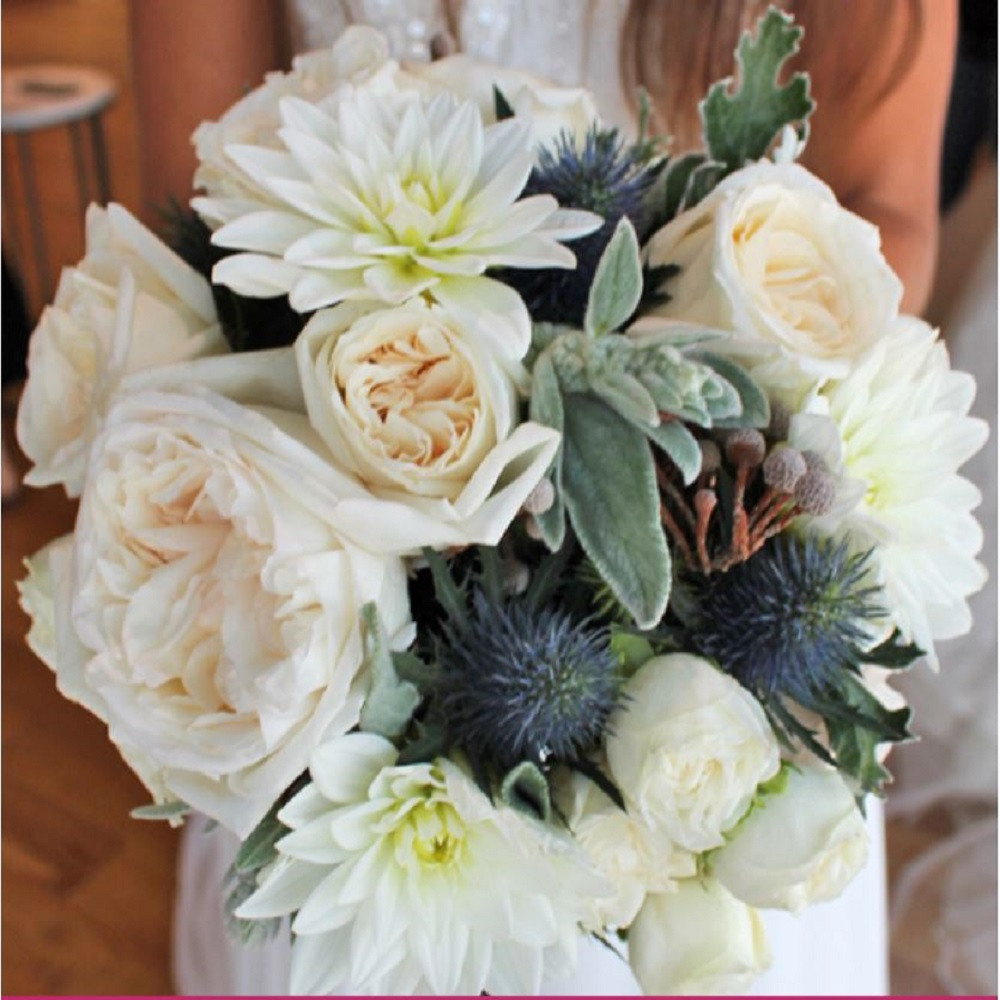 Blissful Bridal Bouquet