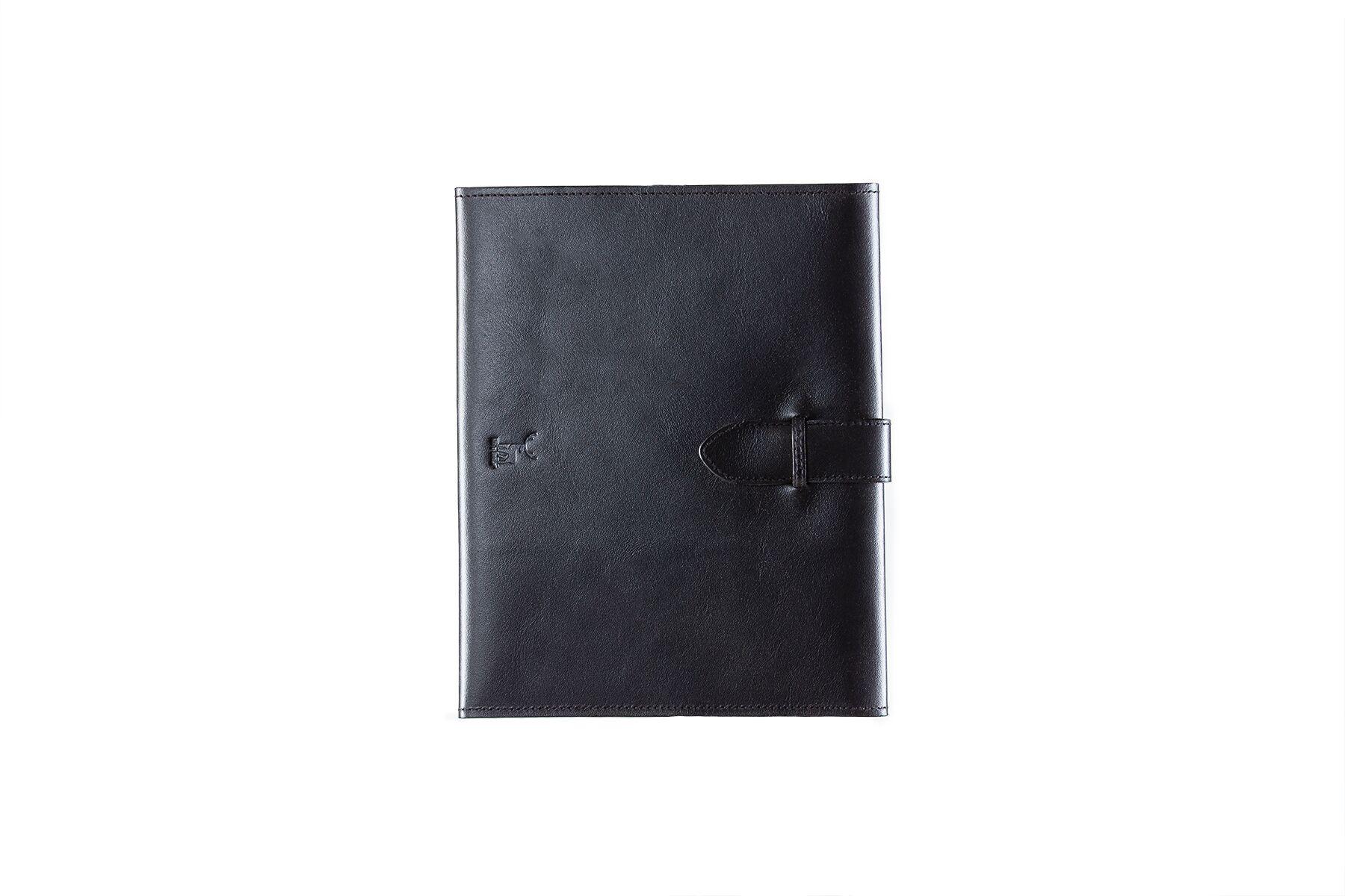 A5 Notebook in Black