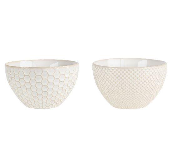ASA Linna set of 2 bowls