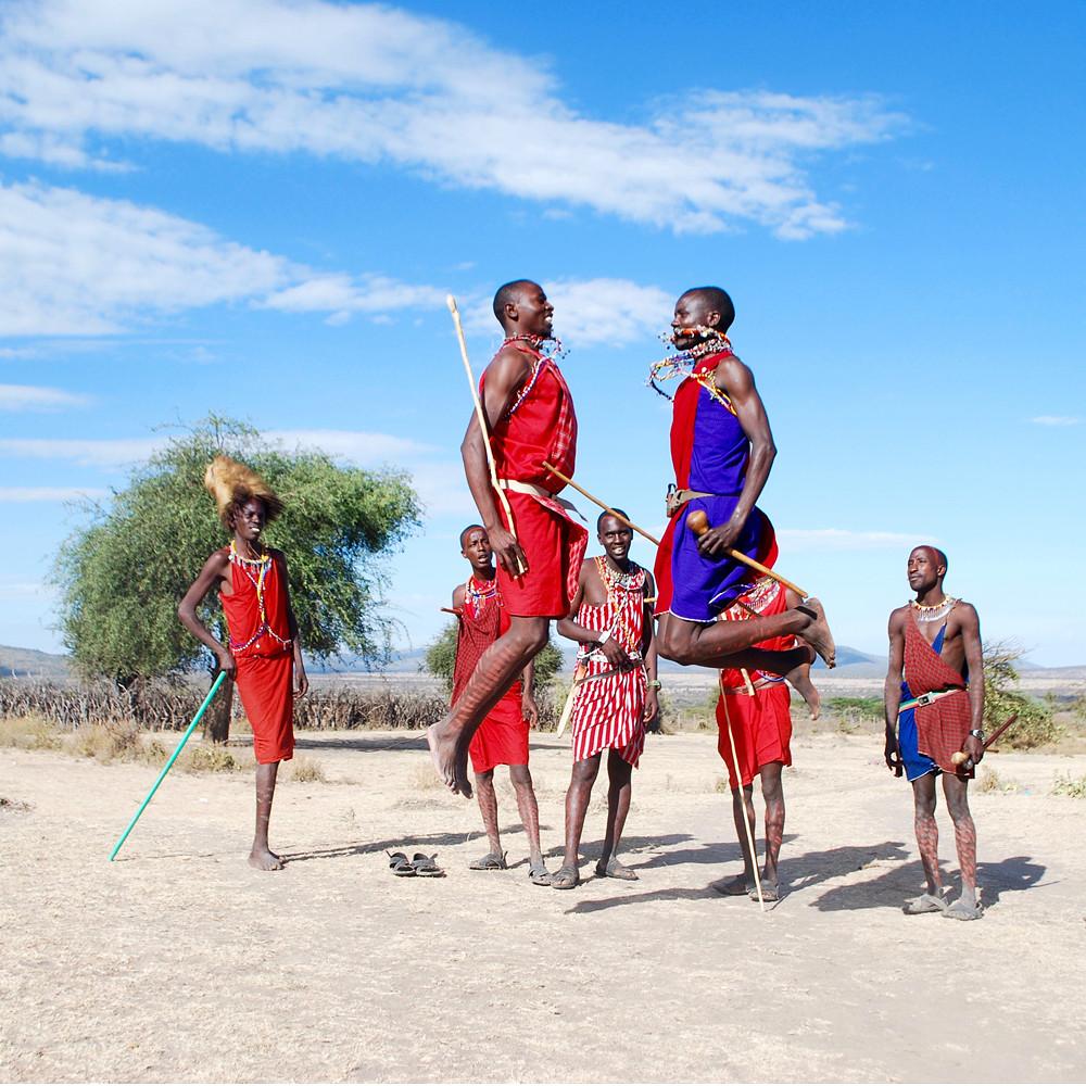 Contribution to Maasai Cultural Visit