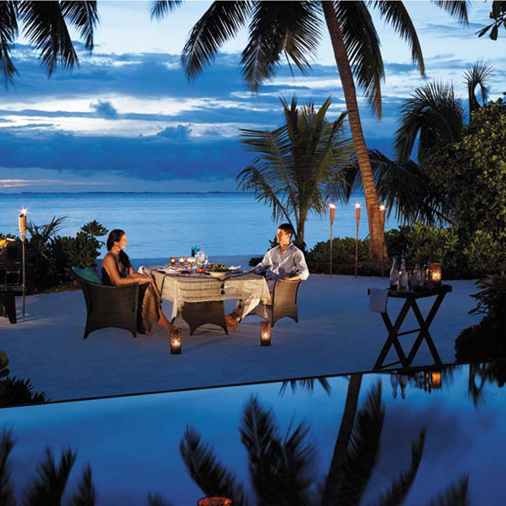 Al Arabi Travel Agency Seychelles In-Villa Dining Contribution