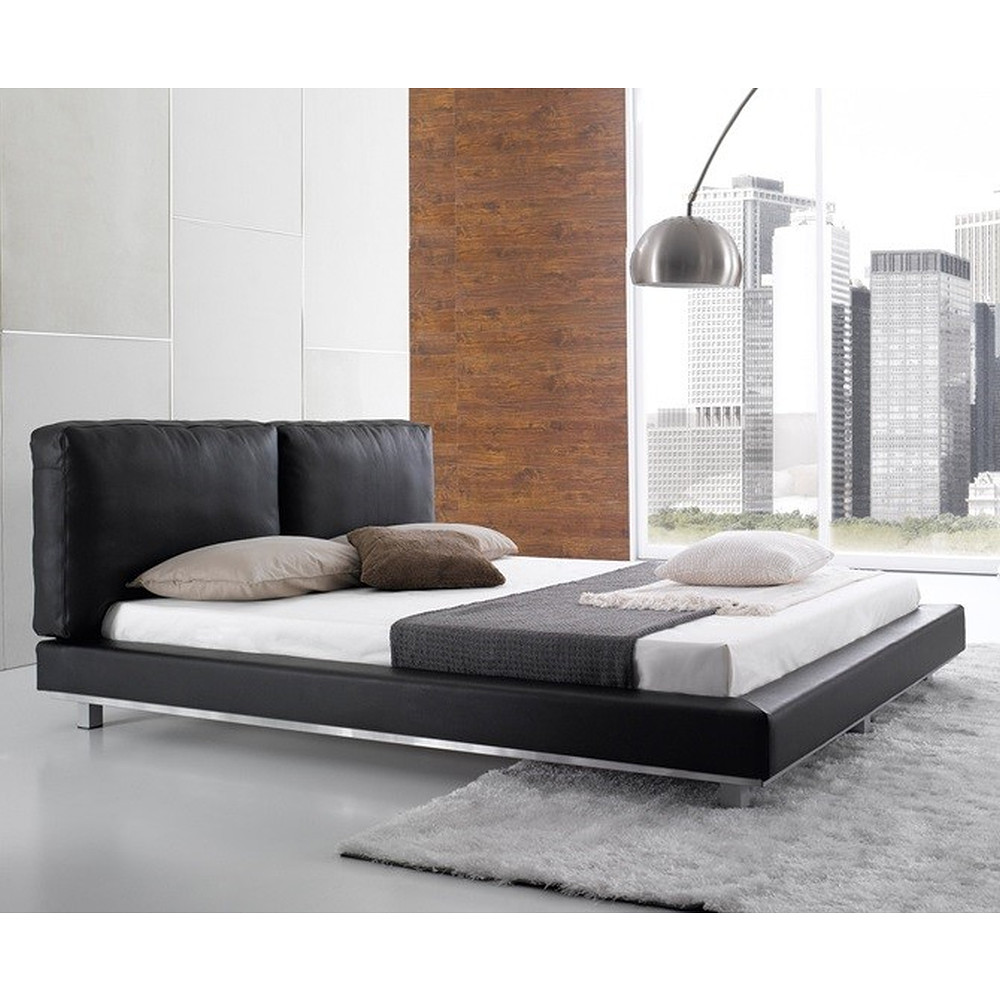 Zen Interiors Oslo Bed King	 Brown