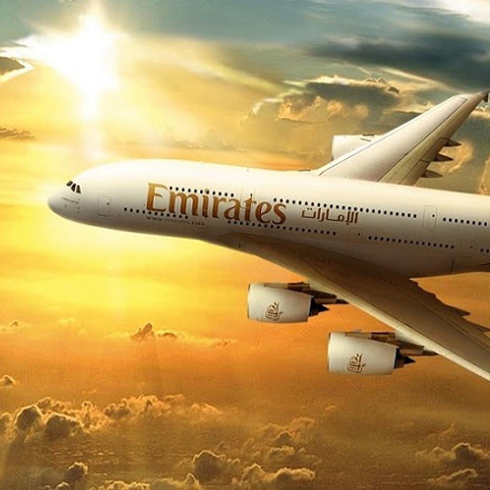 Contribution to Dubai-Maldives Flight