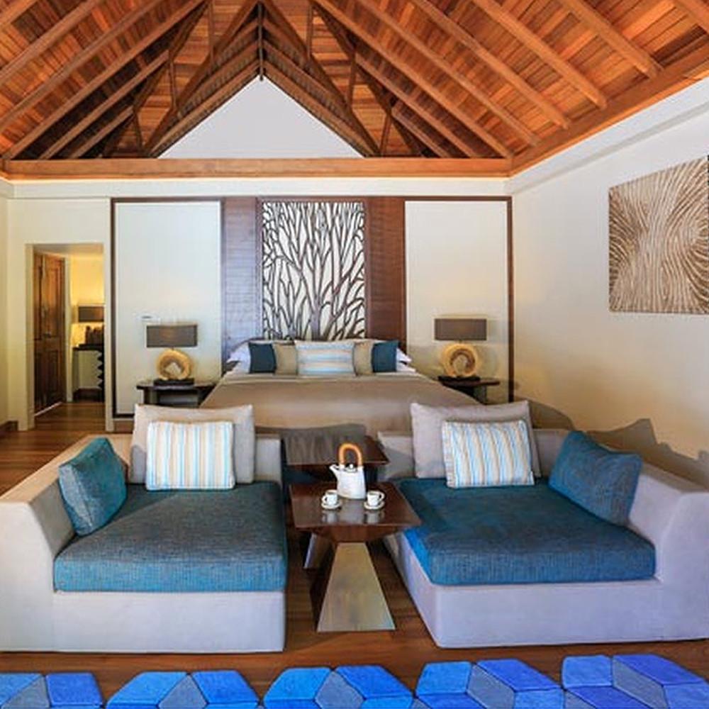 Al Arabi Travel Agency Maldives Honeymoon Suite Contribution