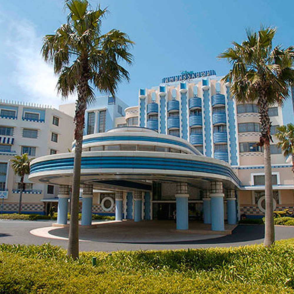 Contribution to Tokyo Ambassador Hotel Stay