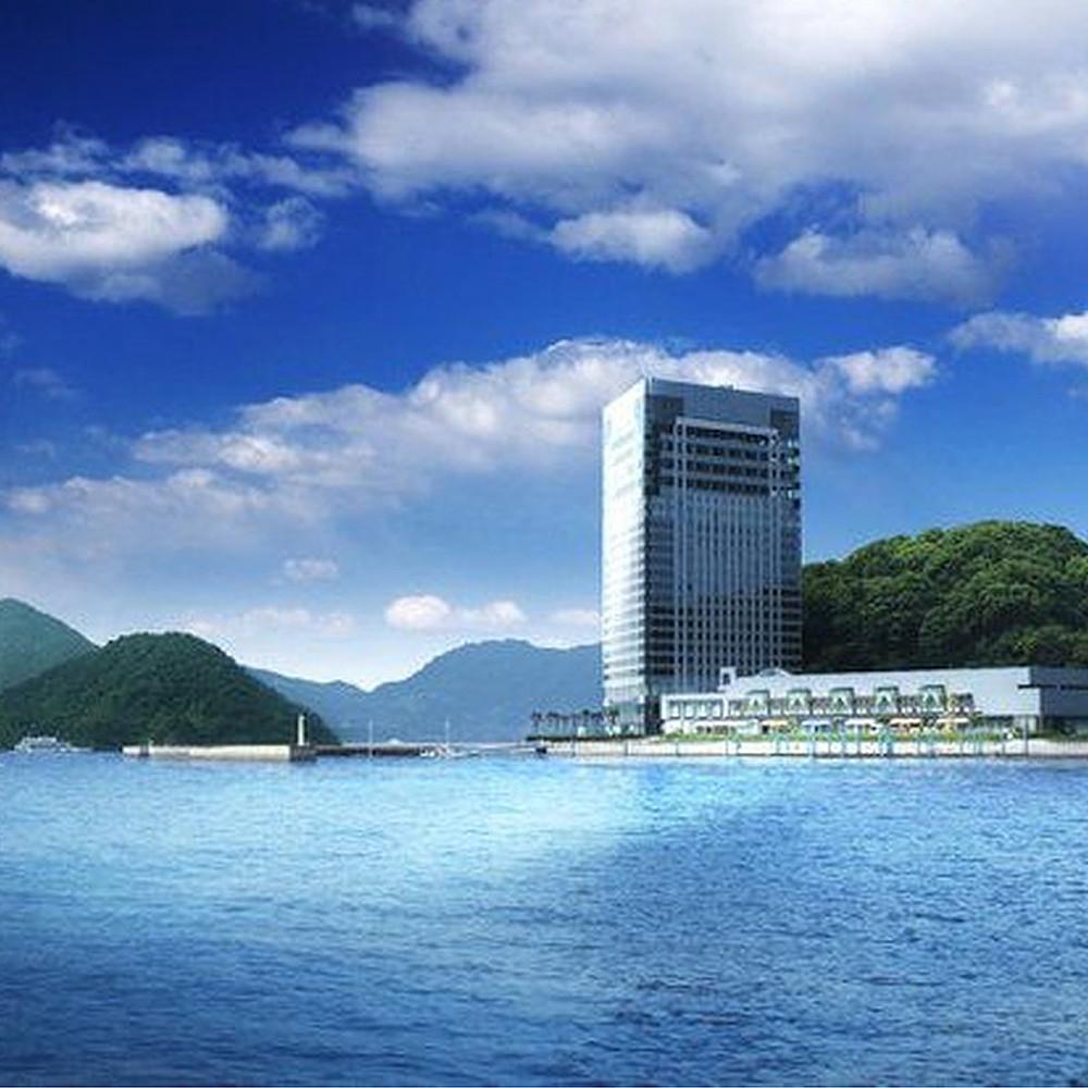 Contribution to Japan Grand Prince Hiroshima Hotel Stay