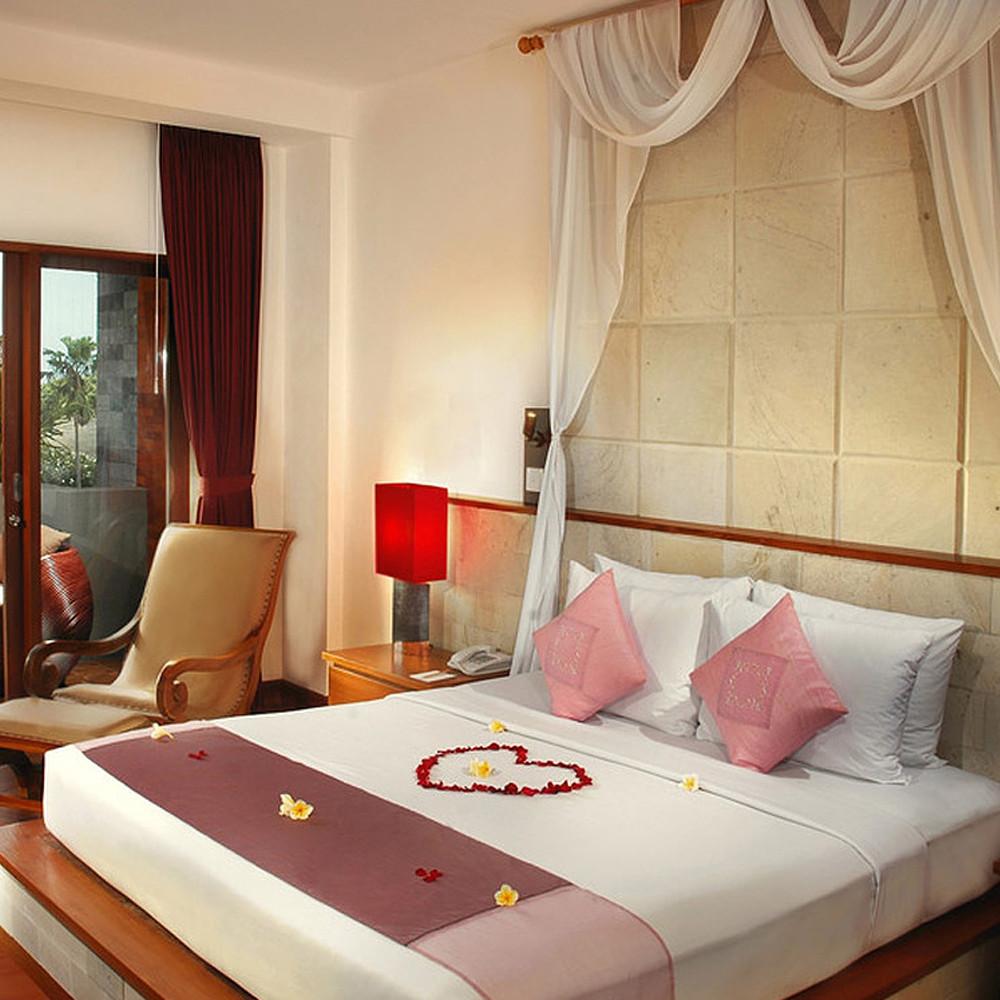 Al Arabi Travel Agency Bali Honeymoon Suite Contribution