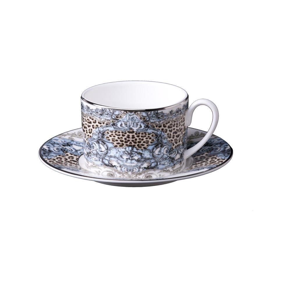Roberto Cavalli PALAZZO PITTI Tea Cup & Saucer