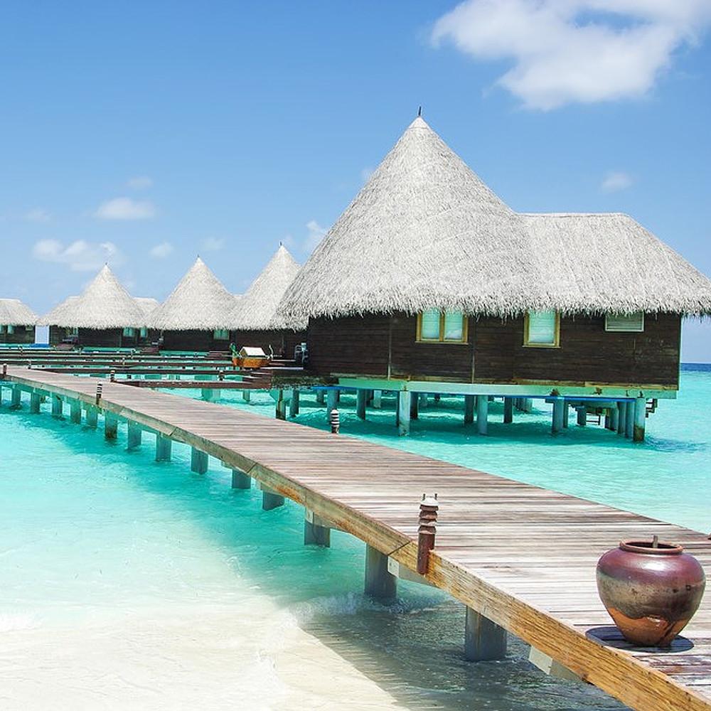 Al Arabi Travel Agency  Baros Resort Maldives Honeymoon Contribution