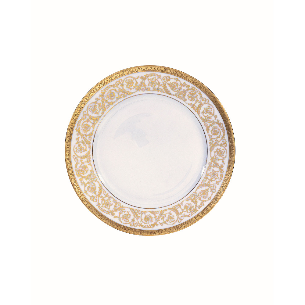 Christofle ORANGERIE GOLD Dinner Plate