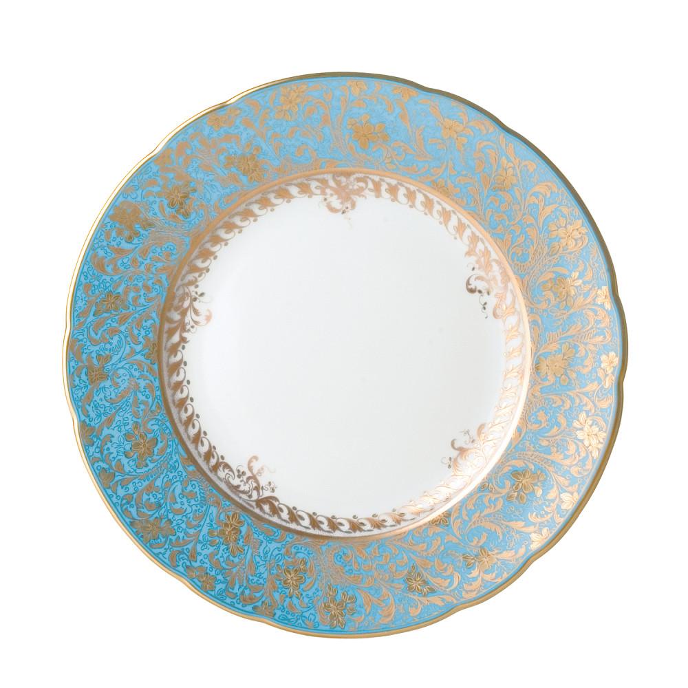 Bernardaud Eden Turquoise Sala d Plate