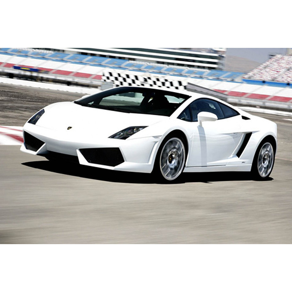 5 laps driving a Lamborghini G allardo LP 560 on the Club circuit