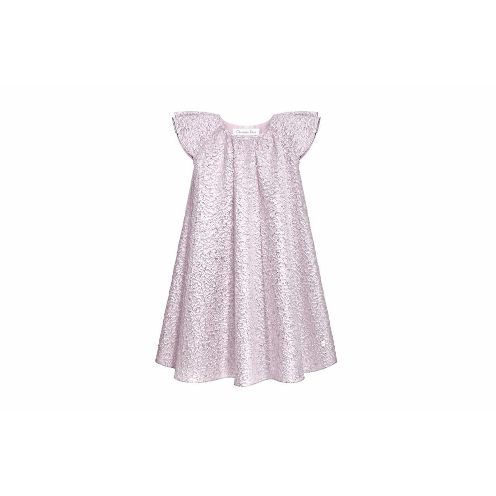 Baby Dior Jacquard Dress