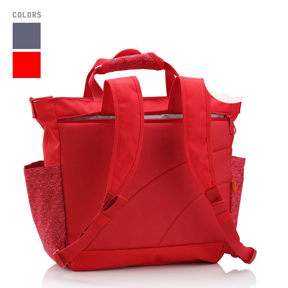 Okiedog Messenger & Backpack