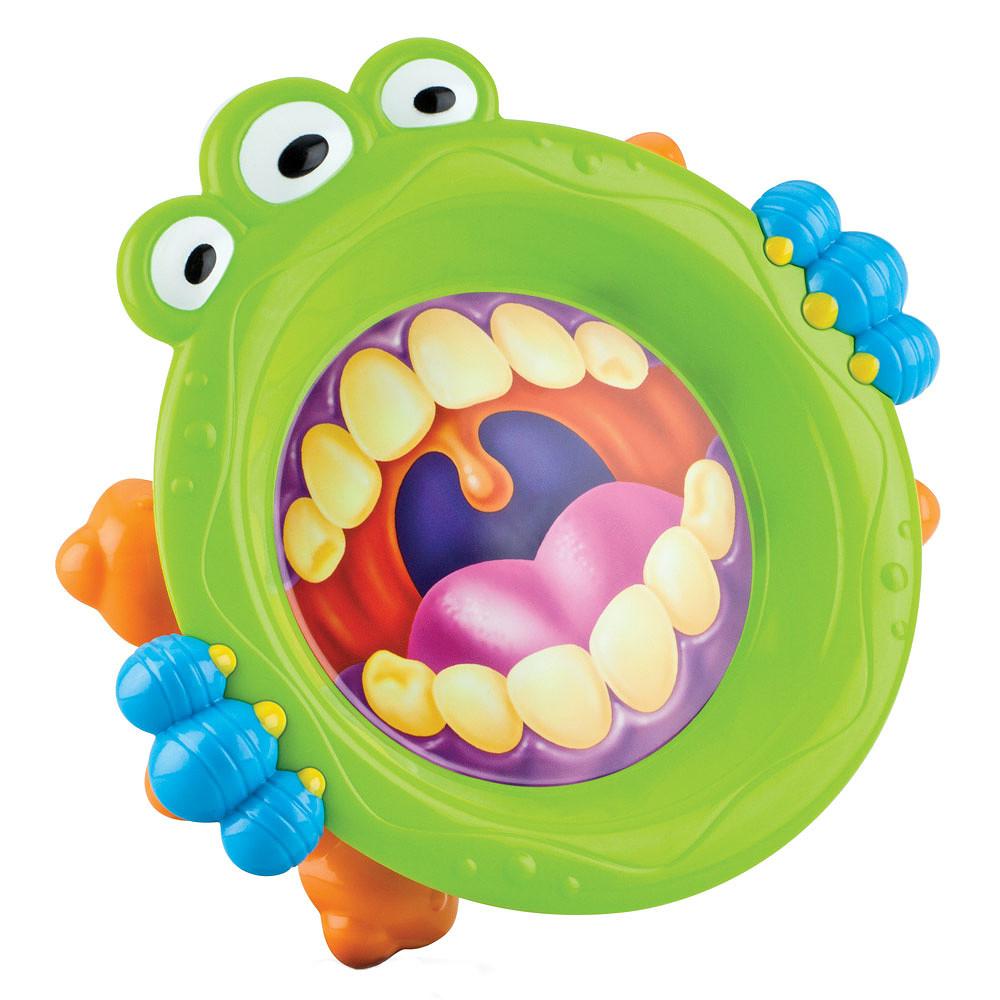 Nuby 3D Plate Monster