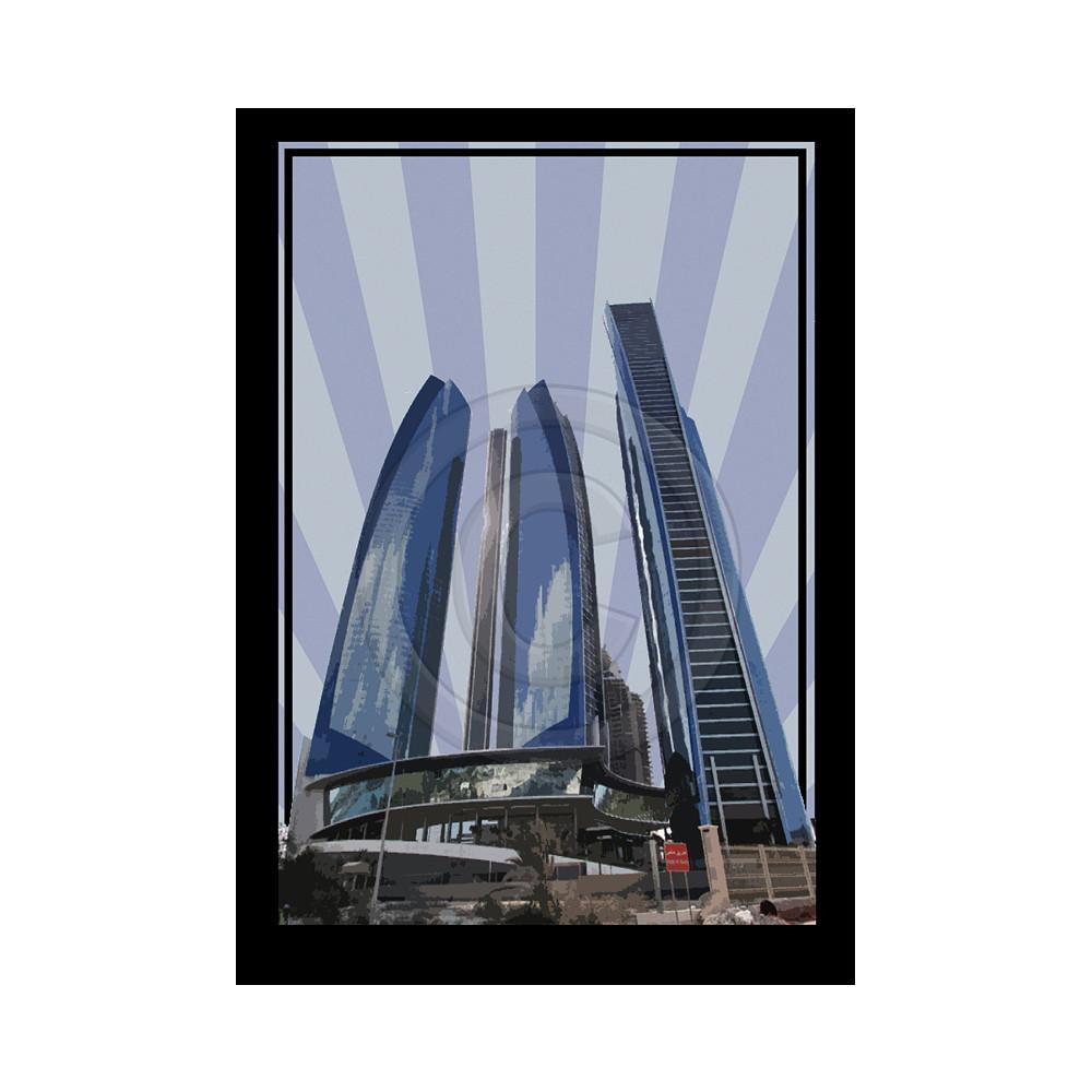 Deco Arabia Etihad Towers A1