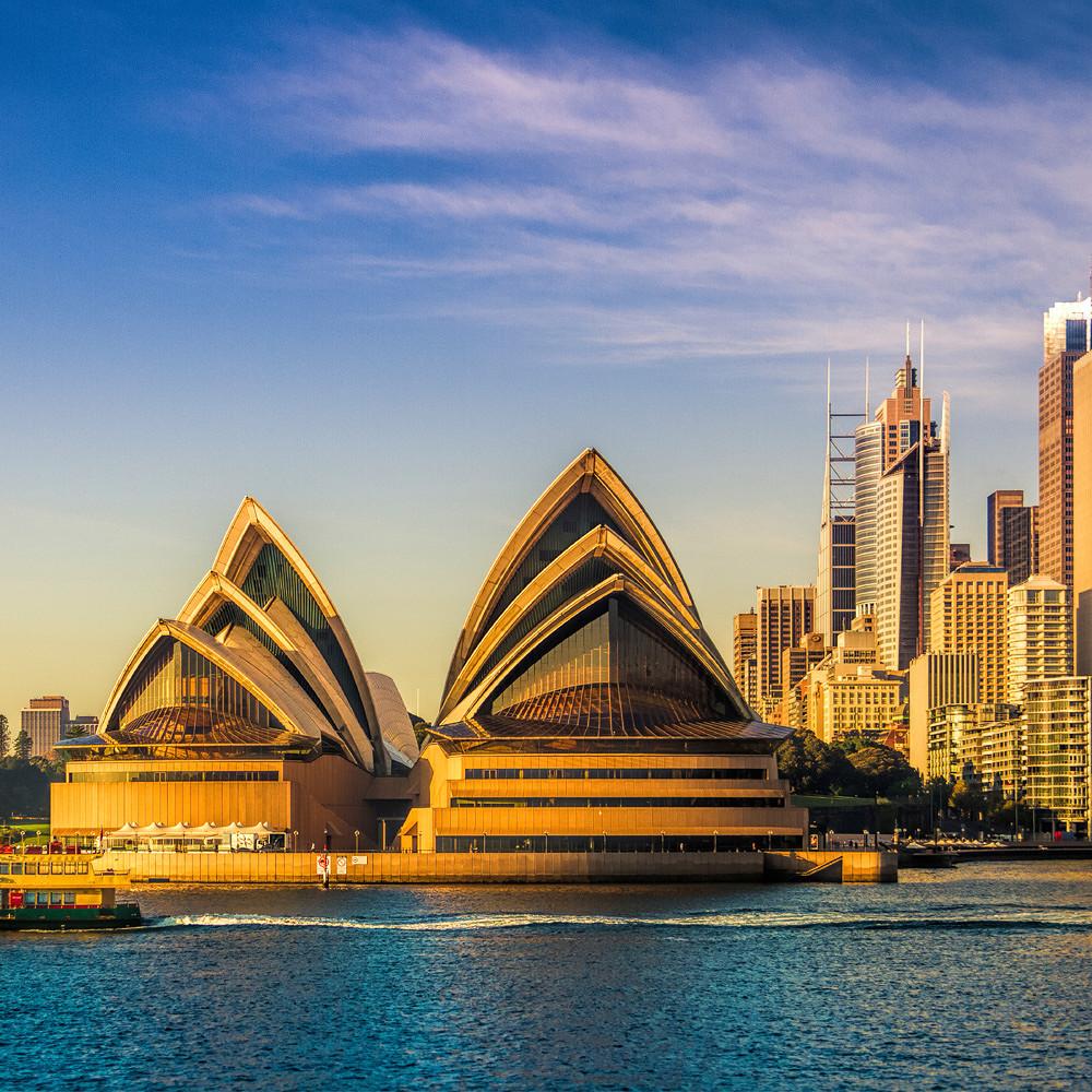 Contribution to Honeymoon Suite in Sydney