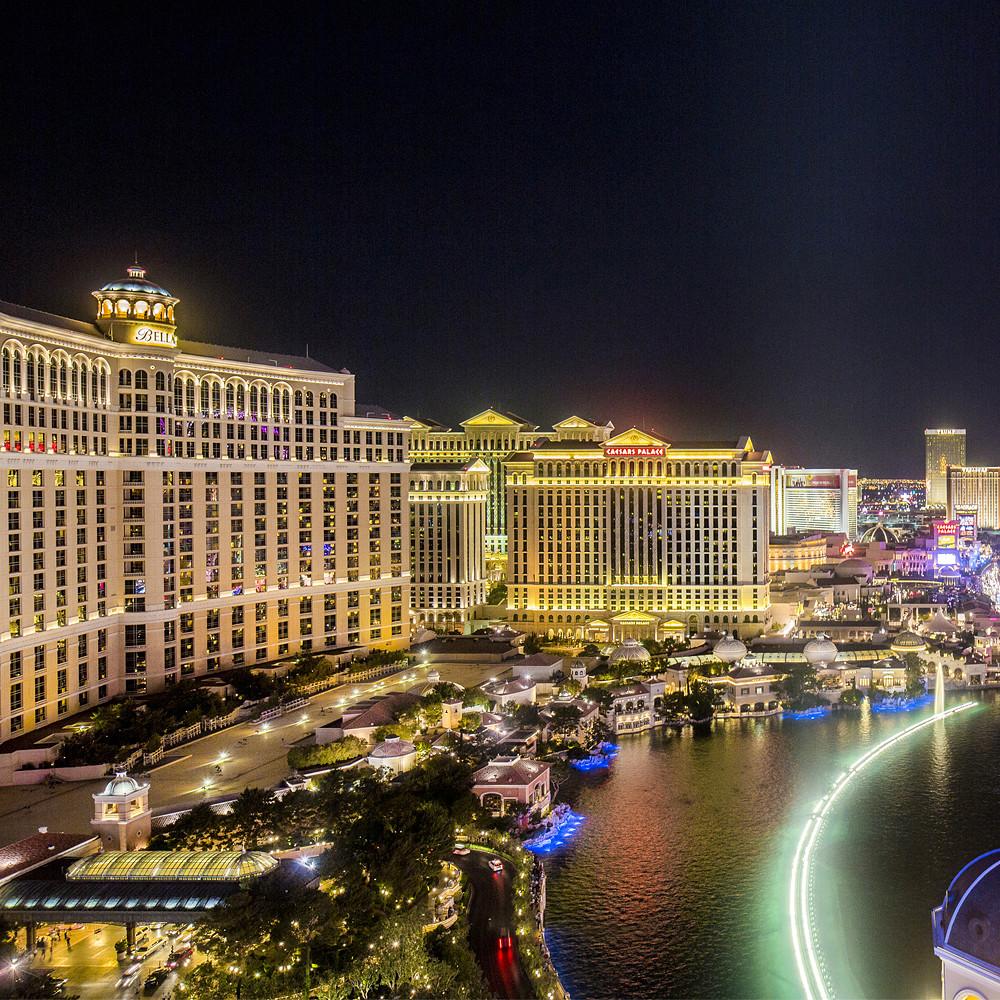 Contribution to Honeymoon Suite in Las Vegas