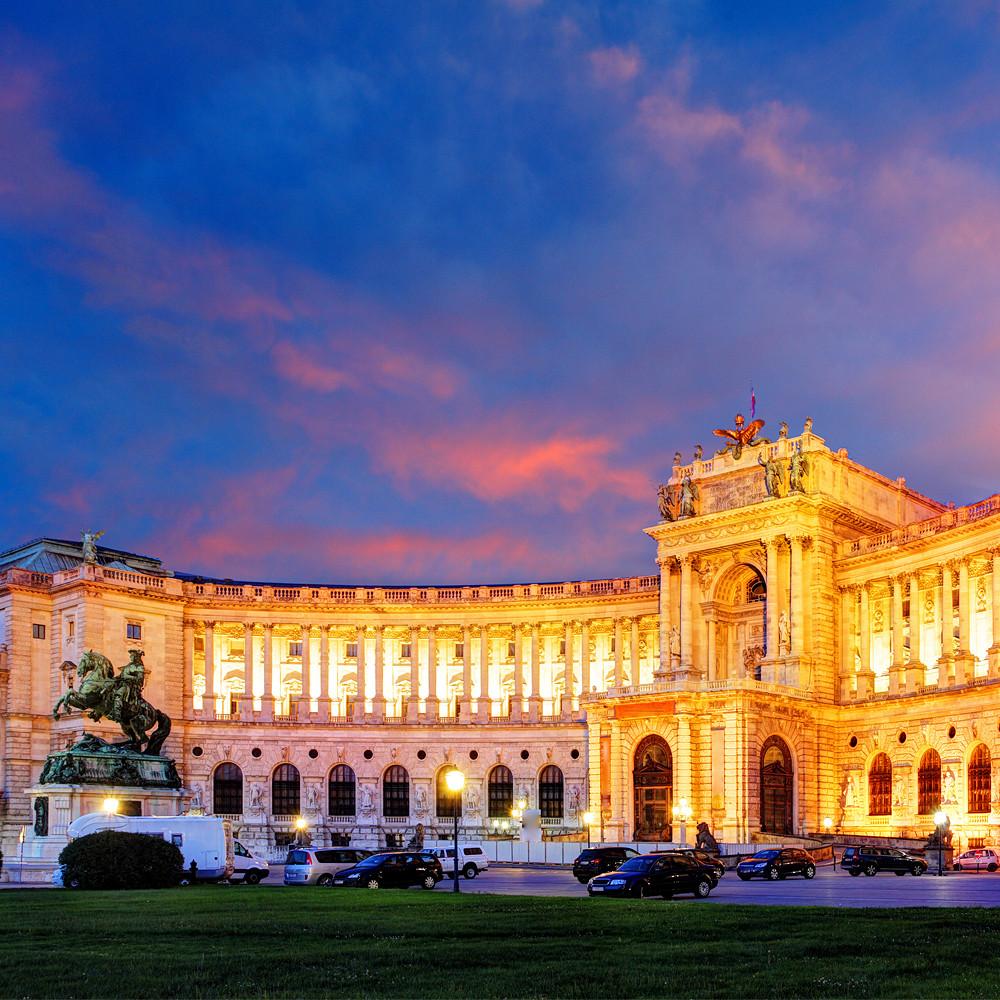 Contribution to  Honeymoon Suite in Vienna