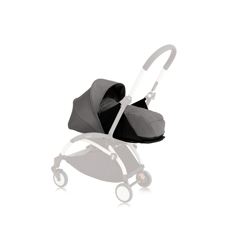 BabyZen YOYO+ Newborn Pack 0+ Grey