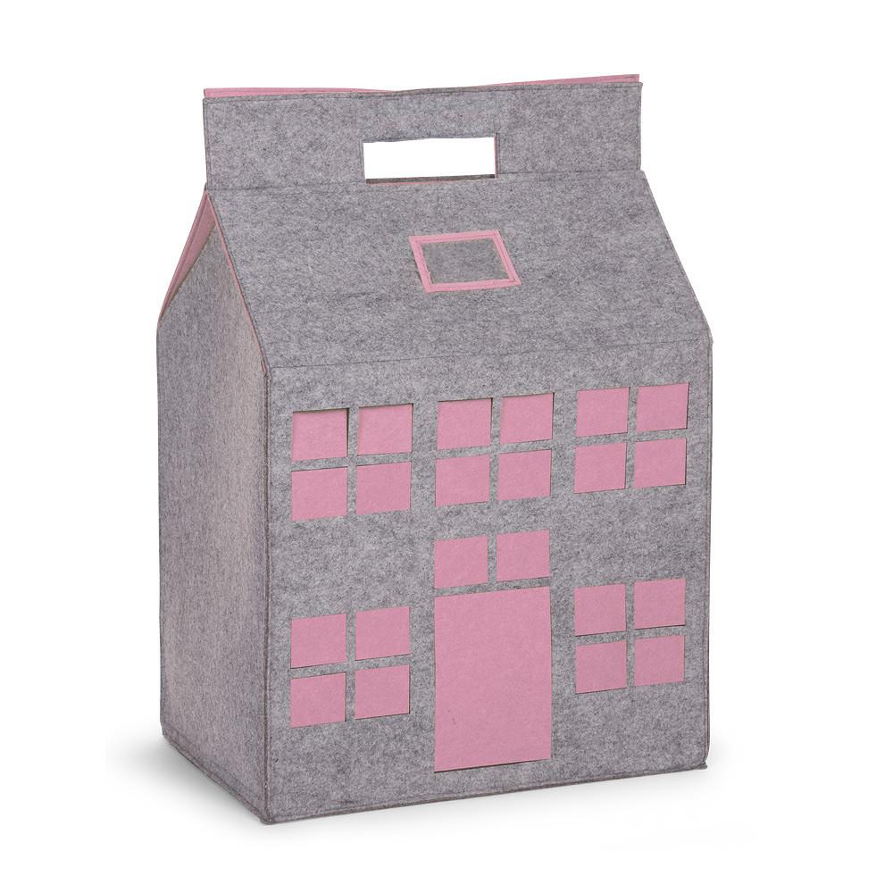 Childhome Felt Play House Grey