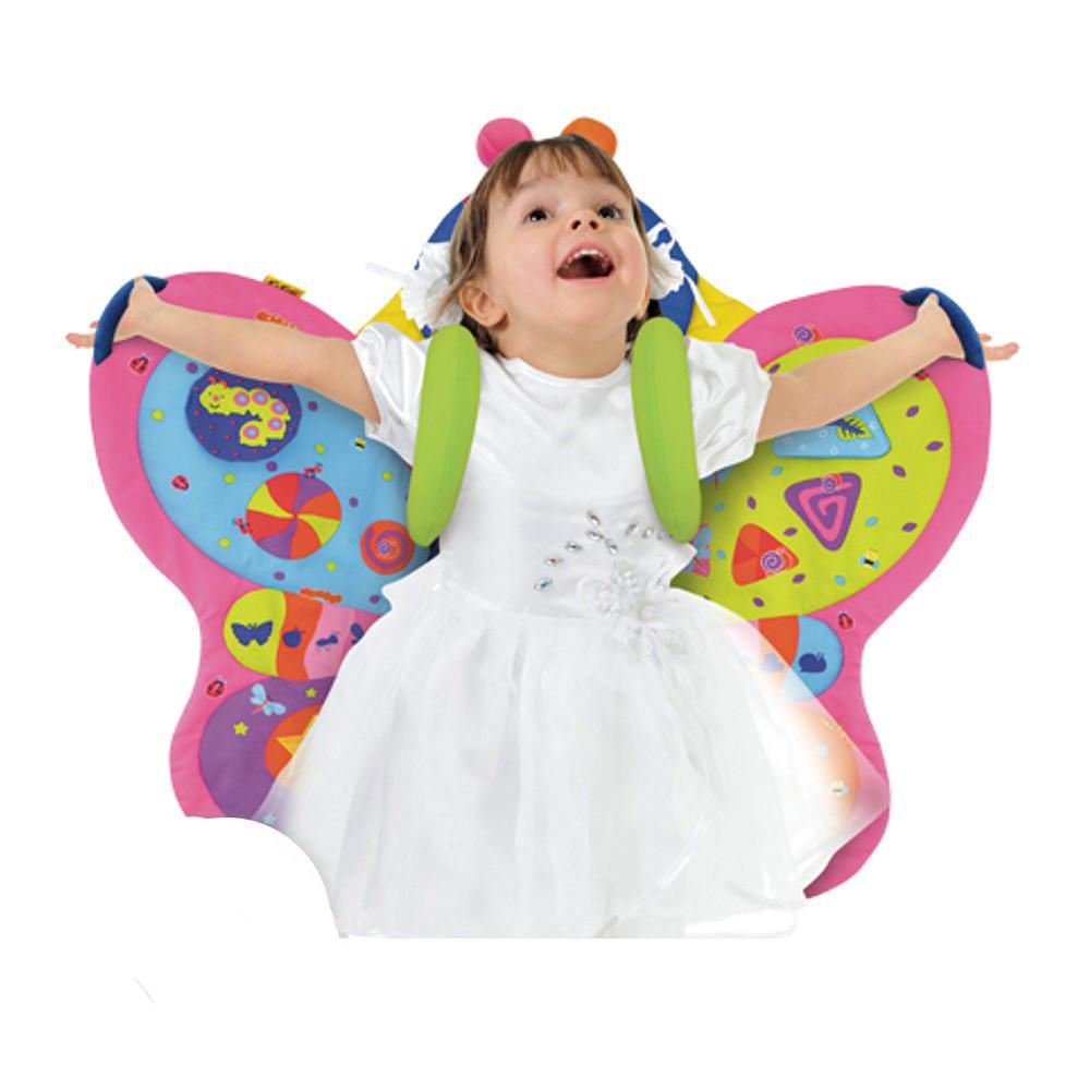 KsKids Tummy Time Butterfly