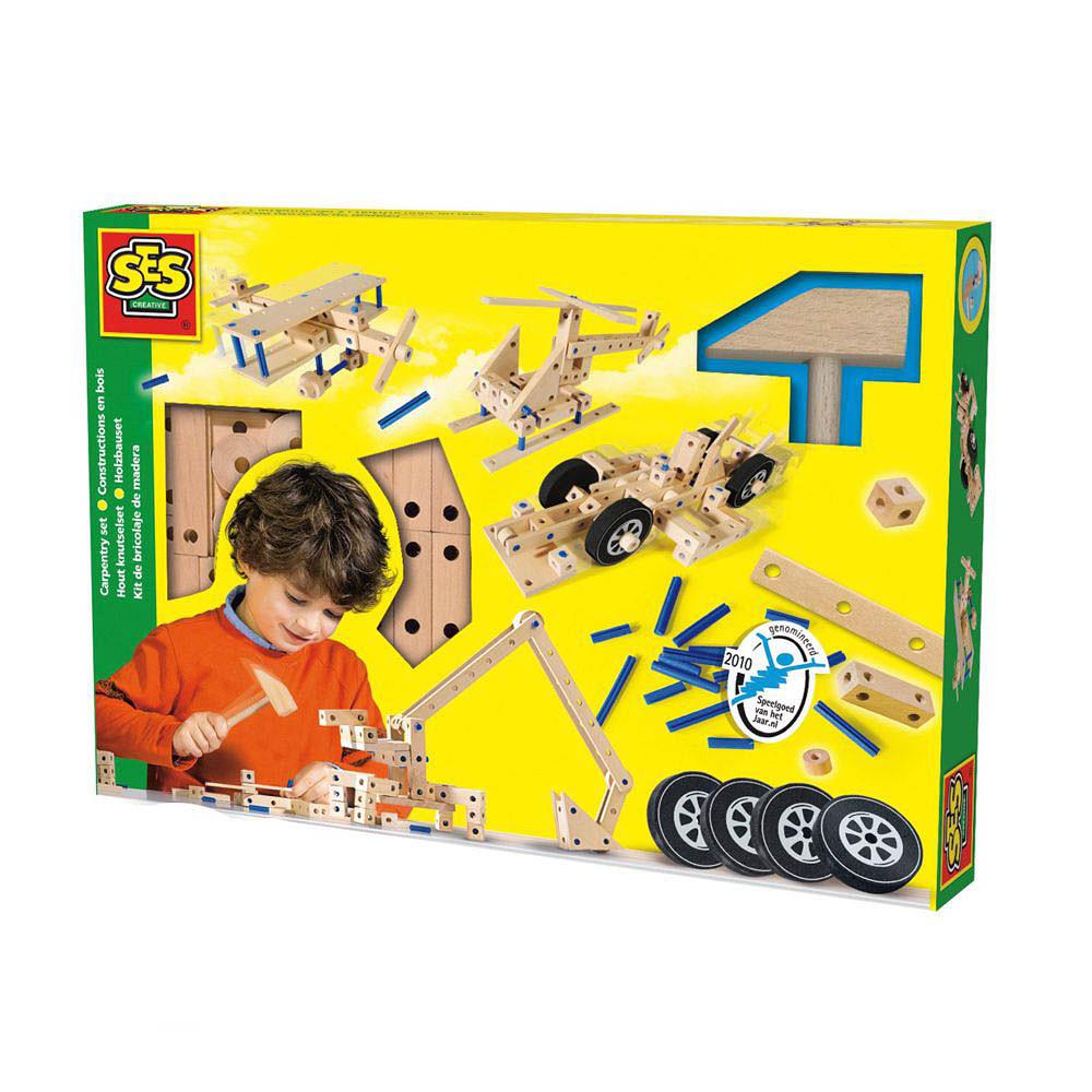 SES Carpentry Playset