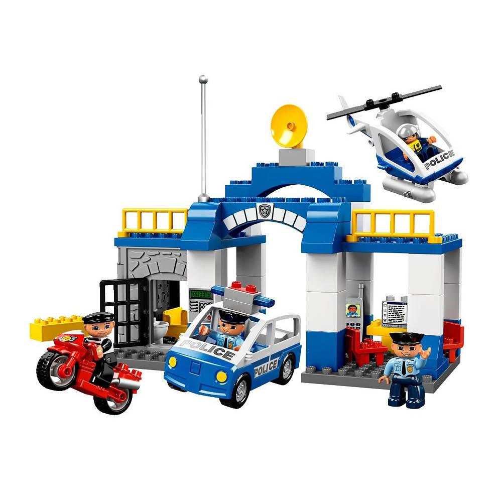 Lego Police Station
