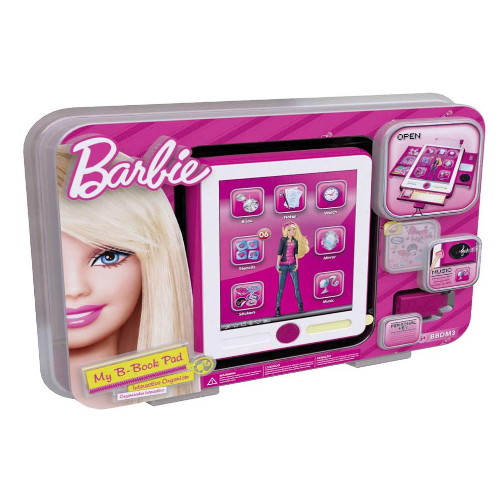 Toy Triangle Tablet Organizer Barbie